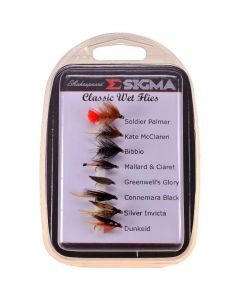 Shakespeare Sigma Fly Selection 2 Classic Wets