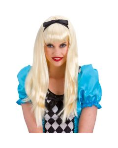 Wicked Costumes Storybook Alice Wig