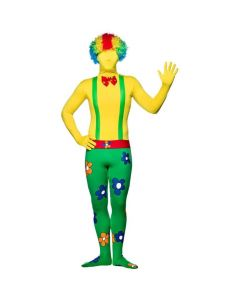 Wicked Costumes Male Clown Skinz