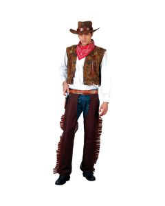 Wicked Costumes Male Western Cowboy