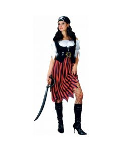 Wicked Costumes Female Pirate Lady