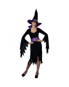 Wicked Costumes Female Midnight Witch Large