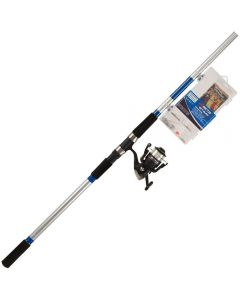 Shakespeare Catch More Fish 2 Surf Combo 12' 120-180g