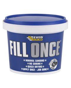 Everbuild Fill Once Filler 325ml