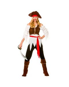 Wicked Costumes Female Pirate Shipmate