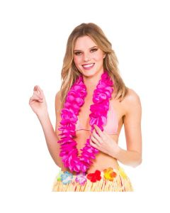 Wicked Costumes Hot Pink Deluxe Satin Lei