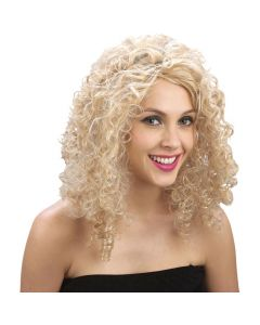 Wicked Costumes Curly Blonde Wig