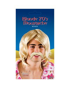 Wicked Costumes Blonde 70's Style Tash
