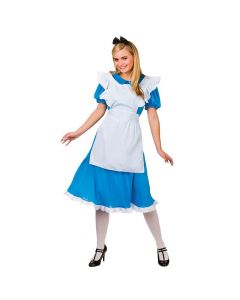 Wicked Costumes Female Story Book Alice