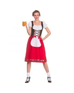 Wicked Costumes Female Traditional Bavarian Beer Girl