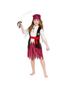 Wicked Costumes Girls Shipwreck Pirate