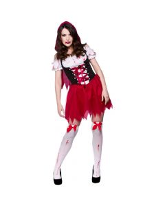 Wicked Costumes Female Little Dead Riding Hood