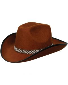 Wicked Costumes Brown Cowboy Hat