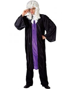 Wicked Costumes Male High Court Judge