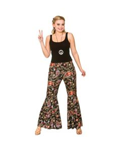 Wicked Costumes Groovy Hippie Trousers