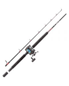 Abu Garcia Muscle Tip Boat Rod and Reel Combo 7' 15-40lb