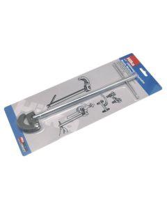 "Hilka Adjustable Basin Wrench 11"""