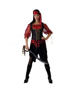 Wicked Costumes Female Swashbuckler Pirate Large