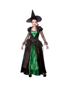 Wicked Costumes Female Emerald Witch Queen
