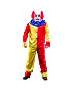 Wicked Costumes Male Creepy Clown