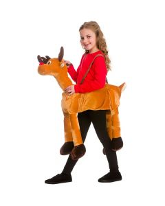 Wicked Costumes Unisex Ride On Reindeer Child One Size