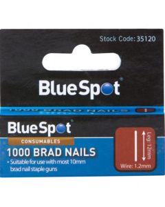 BlueSpot Brad Nails 10mm
