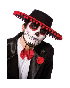 Wicked Costumes Day Of The Dead Senor Hat