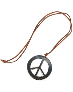 Wicked Costumes Hippie Peace Necklace