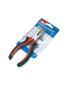 """Hilka Soft Grip Wire Stripping Pliers 6"""""""
