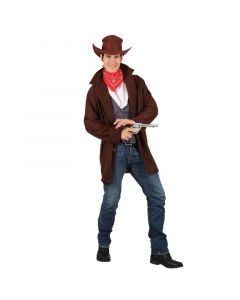 Wicked Costumes Male Cowboy Gunslinger