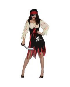 Wicked Costumes Female Zombie Pirate