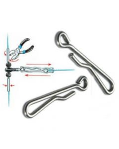 Mustad Traces Quick Link Small 10pk