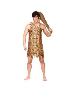 Wicked Costumes Male Caveman Plus Size
