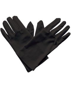 Wicked Costumes Black Gents Gloves
