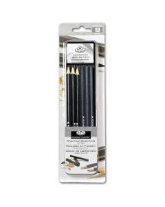 Royal & Langnickel Essentials Sketching Pencils Mini Tin Art Set