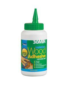 Everbuild 30 Minute Polyurethane Wood Adhesive Gel 750g