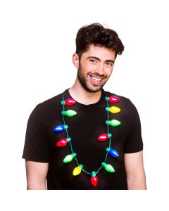 Wicked Costumes Party Lights Necklace