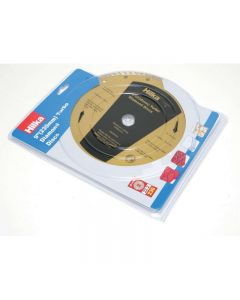 "Hilka Turbo Diamond Disc 9"""