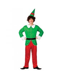 Wicked Costumes Male Funny Elf Guy