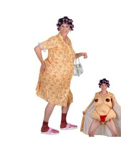 Wicked Costumes Male G - String Granny One Size
