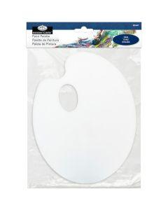 Royal & Langnickel Plastic Mini Oval Palette