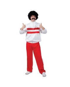 Wicked Costumes Male Funny Athlete Trackie