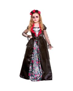 Wicked Costumes Girls Deluxe Day Of The Dead