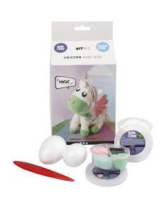 Creative Company Funny Friends Unicorn Green