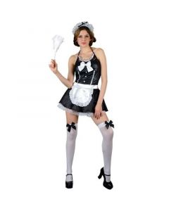 Wicked Costumes Female Frisky French Maid Small