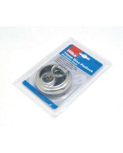 Hilka Stainless Steel Disc Padlock 70mm