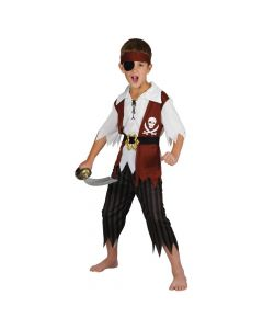 Wicked Costumes Boys Cuthroat Pirate