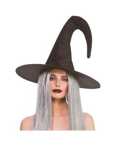 Wicked Costumes Deluxe Velvet Witches Hat
