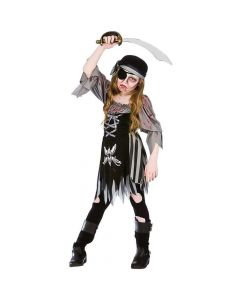 Wicked Costumes Girls Zombie Ghost Pirate