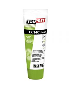 Toupret TX140 2 In 1 All Substrates Skimcoat 330g